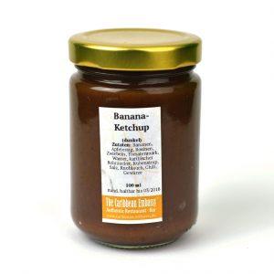 Bananen-Ketchup dunkel