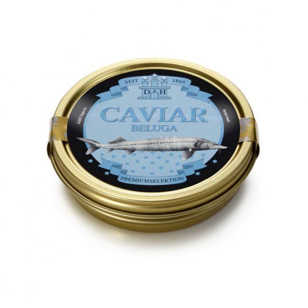 BELUGA Caviar (Huso huso)