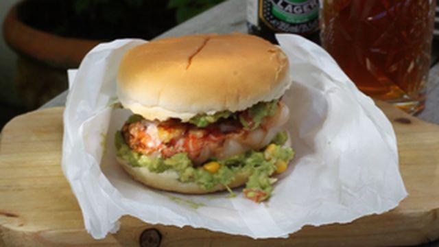 Burger-Langusten