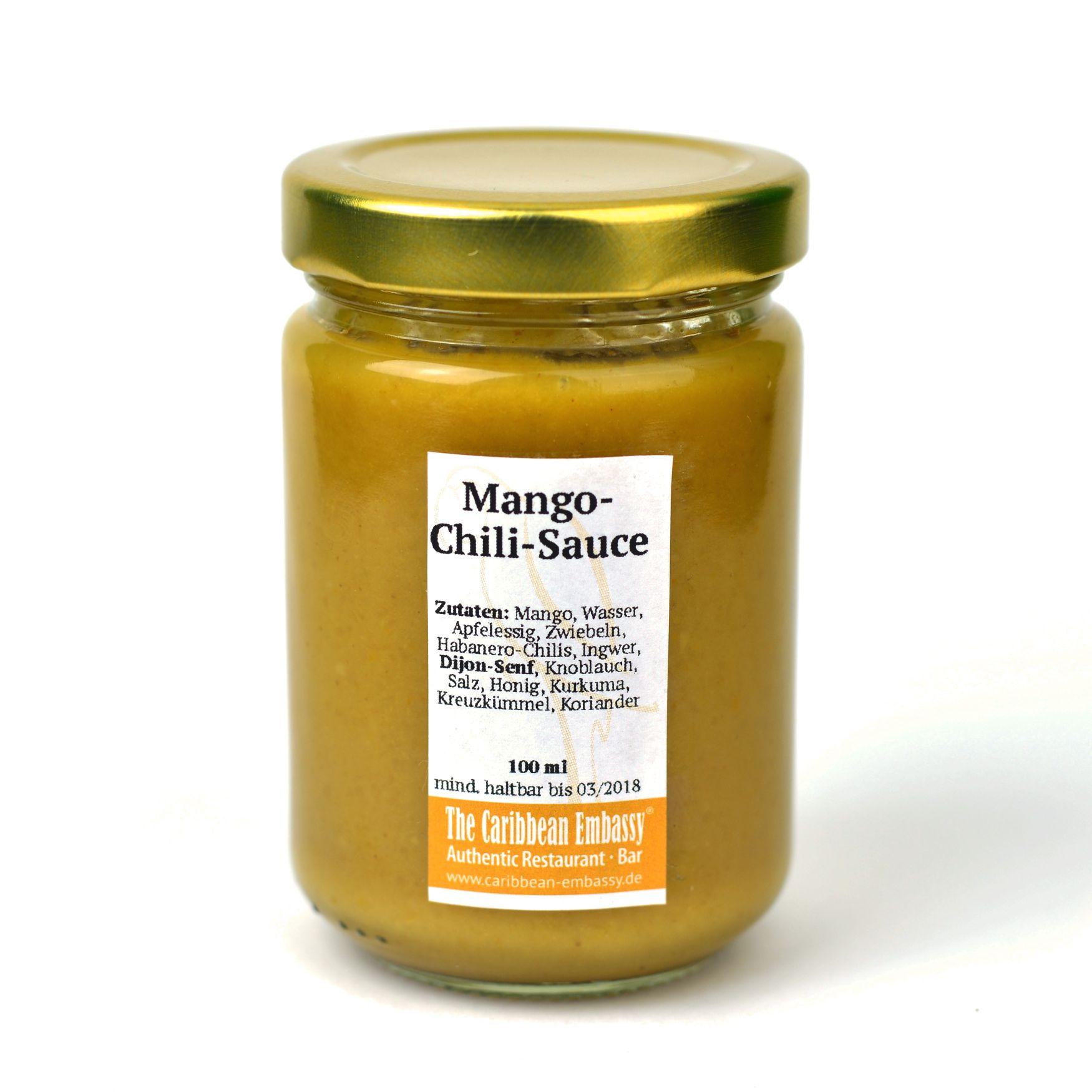 Mango-Chili-Sauce