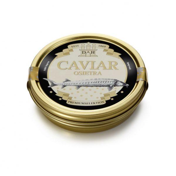 OSIETRA Caviar (Acipenser gueldenstaedtii)